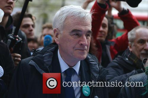 Jeremy Corbyn and  John McDonnell join BMA...