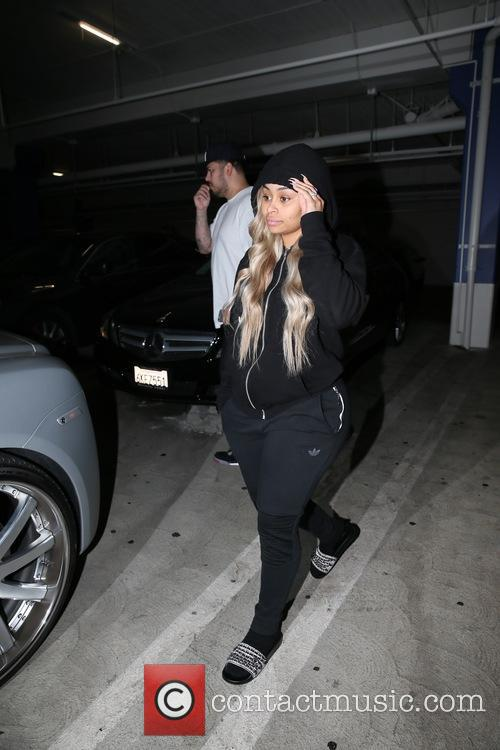 Blac Chyna and Rob Kardashain 6