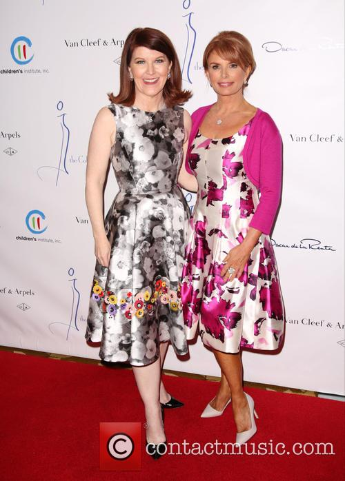 Kate Flannery and Roma Downey 7
