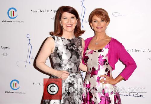 Kate Flannery and Roma Downey 10
