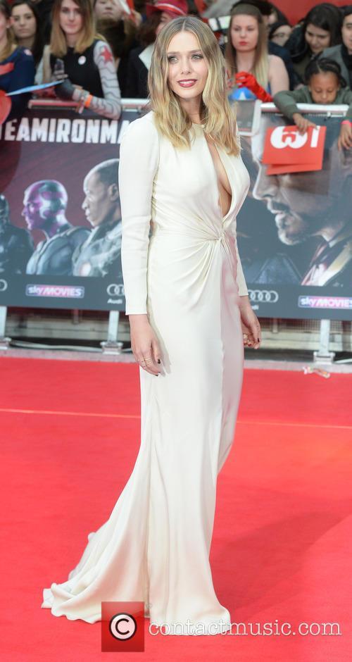 Elizabeth Olsen 1