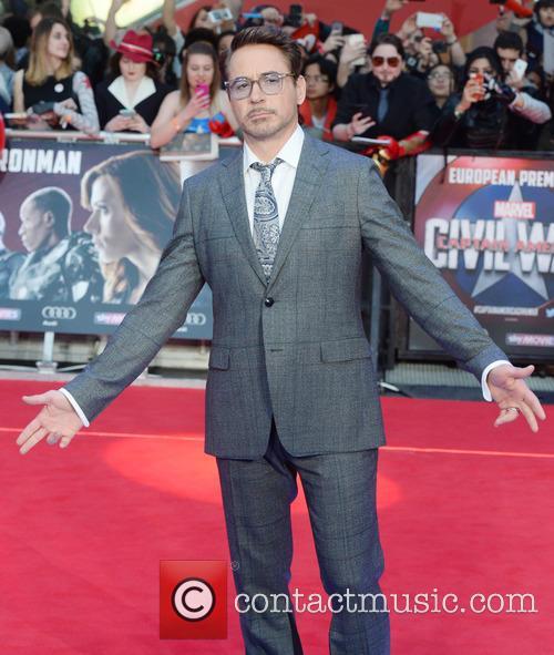 Robert Downey Jr. 5