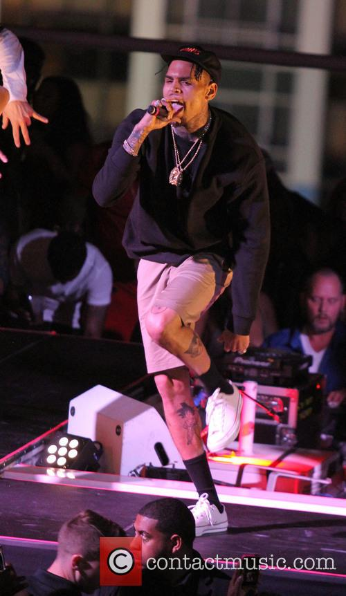 Chris Brown 9