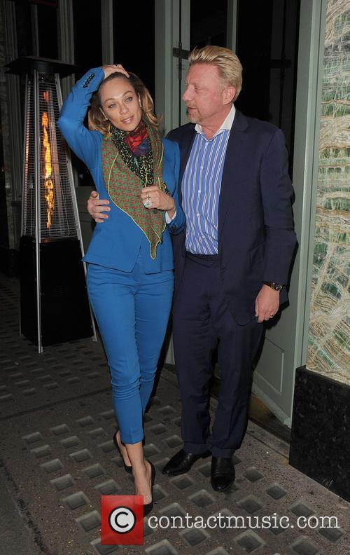 Boris Becker and Lilly Becker 4