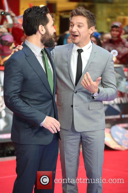 Jeremy Renner and Paul Rudd 3