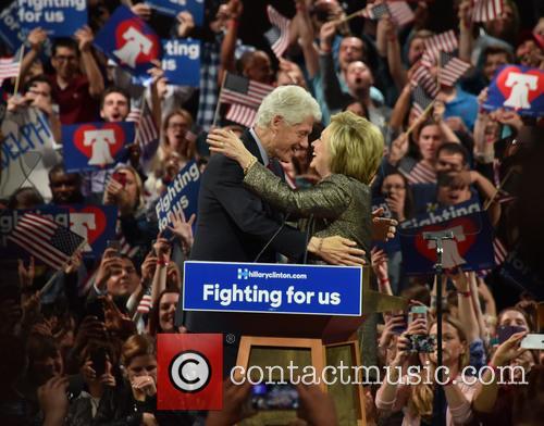 Bill Clinton and Hillary Clinton 2