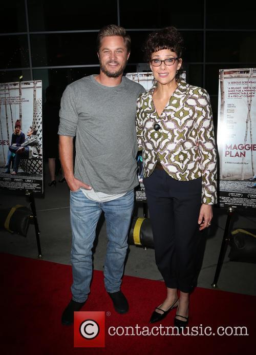 Travis Fimmel and Rebecca Miller 1