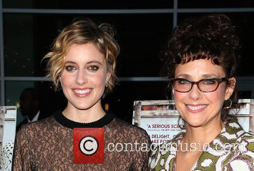 Greta Gerwig and Rebecca Miller 8