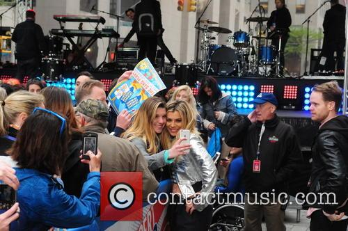 The Band Perry and Kimberly Perry 3