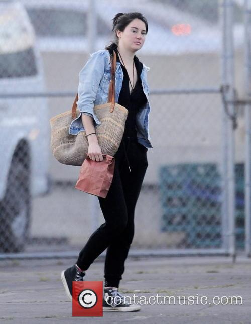 Shailene Woodley 1