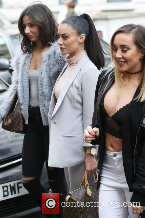 Cally Jane Beech and Lauryn Goodman 1