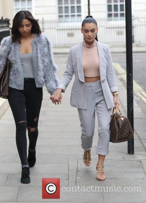 Rochelle and Cally Jane Beech 1