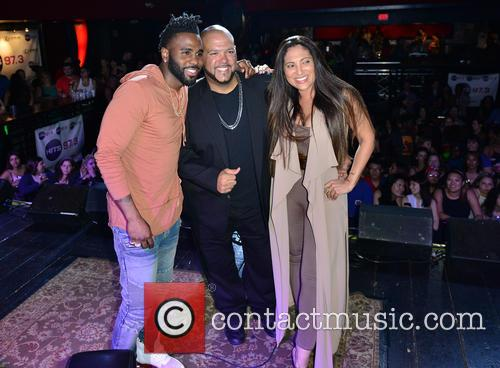 Jason Derulo, Dj Laz and Kimmy B 1