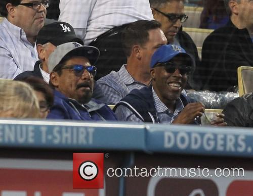 George Lopez and Arsenio Hall 1