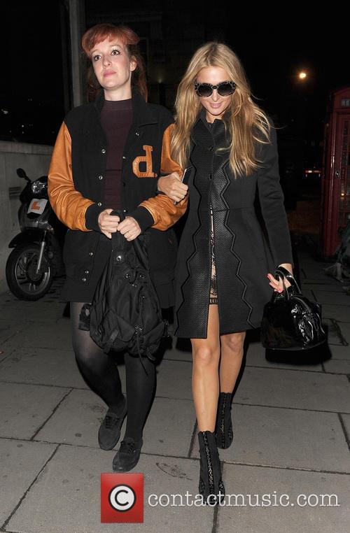 Kate Rothschild and Paris Hilton 9