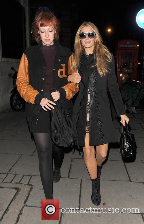 Kate Rothschild and Paris Hilton 10