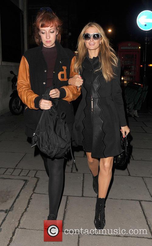 Kate Rothschild and Paris Hilton 11