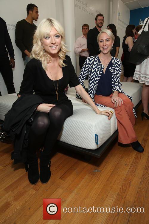 Sophie Sumner and Heidi Gardner 1