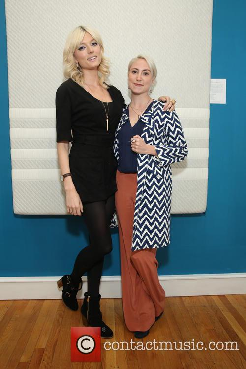 Sophie Sumner and Heidi Gardner 3
