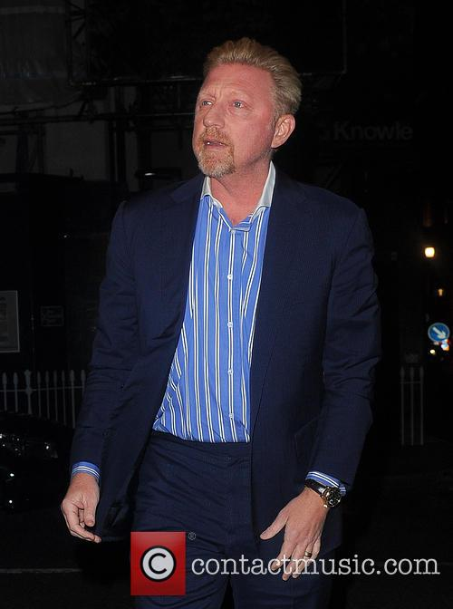 Boris Becker and Lilly Becker 2