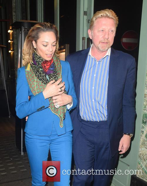 Boris Becker and Lilly Becker 7