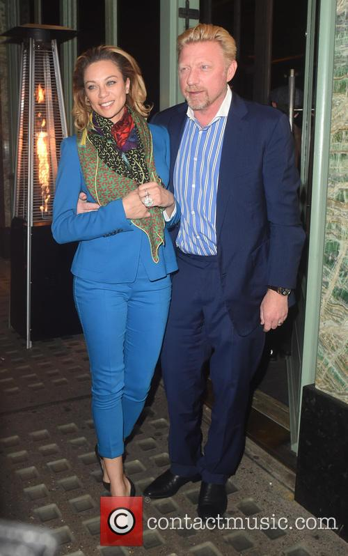 Boris Becker and Lilly Becker 9