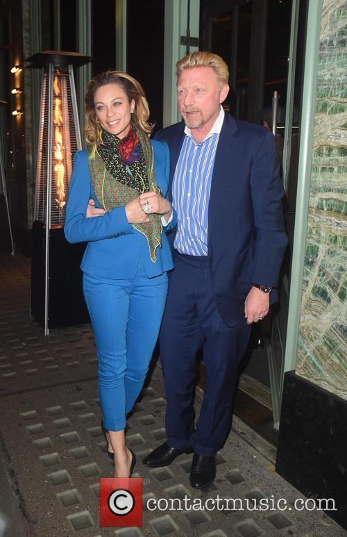 Boris Becker and Lilly Becker 10