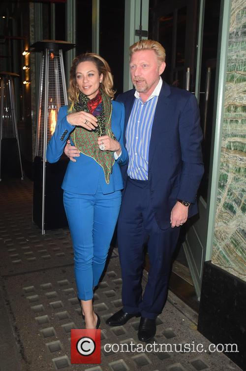 Boris Becker and Lilly Becker 11