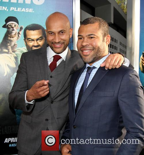 Keegan-michael Key and Jordan Peele 1
