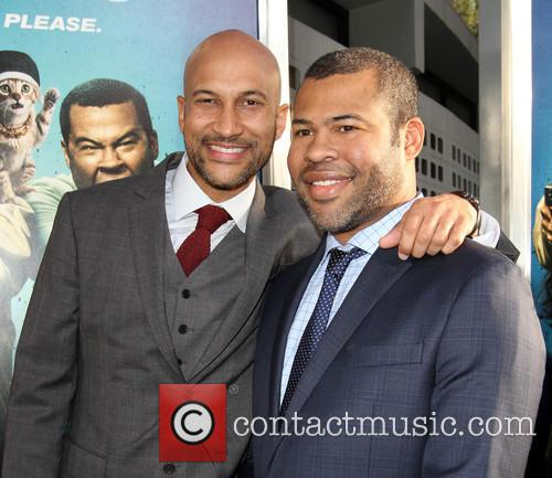 Keegan-michael Key and Jordan Peele 2