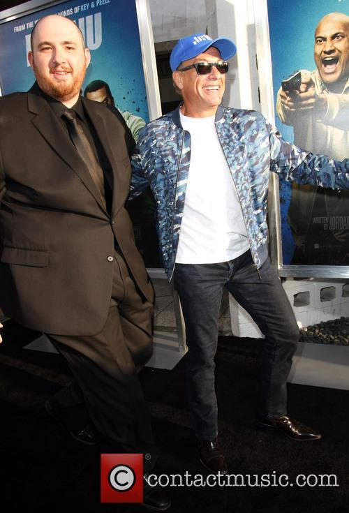 Director Peter Atencio and Jean-claude Van Damme 6