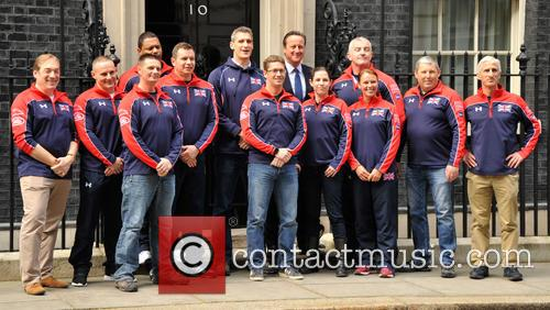 Uk Invictus Team and David Cameron 5