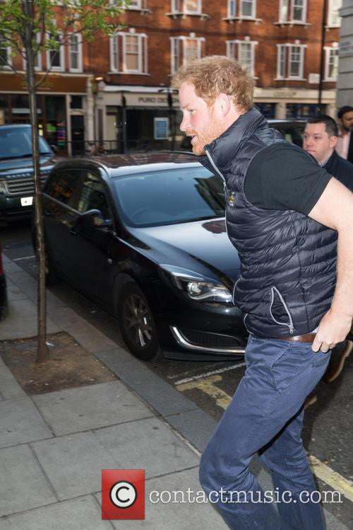Prince Henry Of Wales and Prince Harry 7