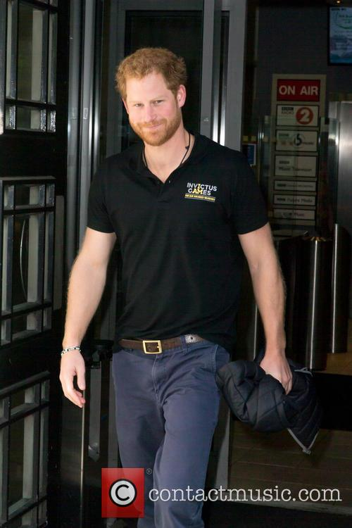 Prince Henry Of Wales and Prince Harry 8