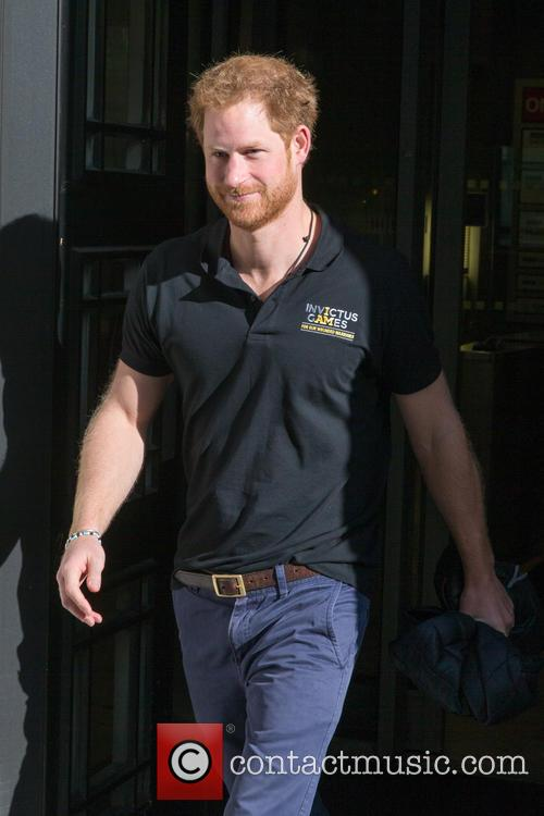 Prince Henry Of Wales and Prince Harry 9