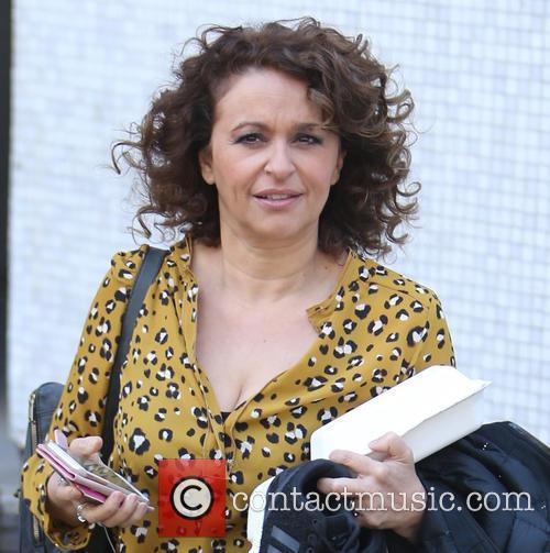 Nadia Sawalha 5