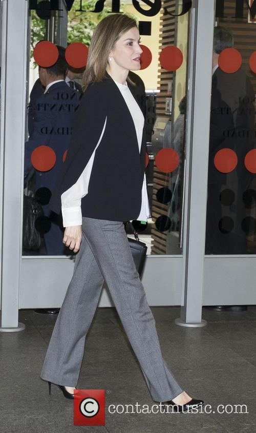 Queen Letizia Of Spain 5