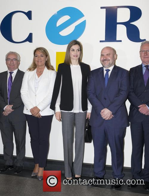 Queen Letizia Of Spain 6