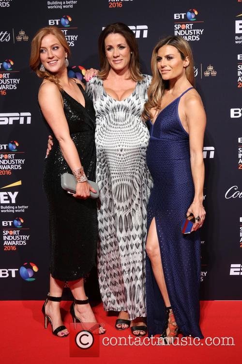 Sarah-jane Mee, Natalie Pinkham and Zoe Hardman 1