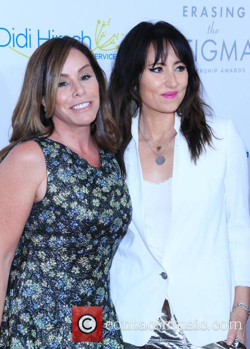 Melissa Rivers and K.t. Tunstall 2