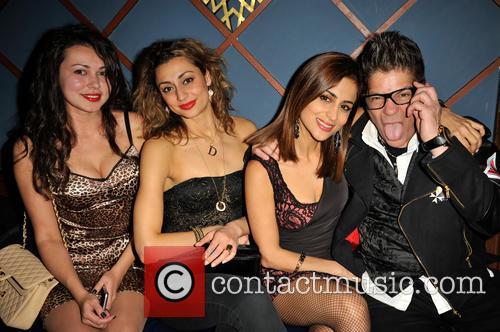 Irina Sosnova, Gabriela Georgieva, Sheila Ghordan and Joe Alvarez 1