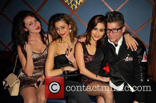 Irina Sosnova, Gabriela Georgieva, Sheila Ghordan and Joe Alvarez 2