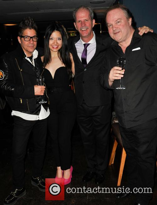 Joe Alvarez, Valentina Castrillion, Timothy Smith and Paul Wiffen 7