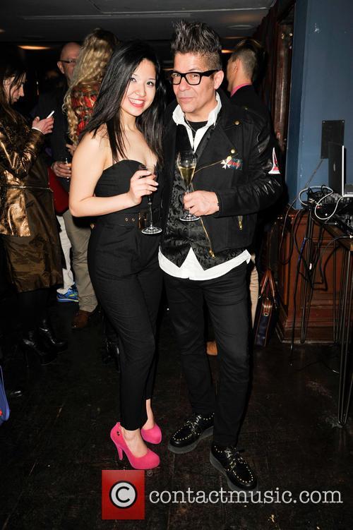 Joe Alvarez and Valentina Castrillion 8