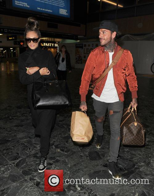 Megan Mckenna and Pete Wicks 9