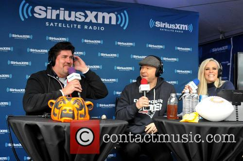 Jim Miller, Donnie Wahlberg and Jenny Mccarthy 2