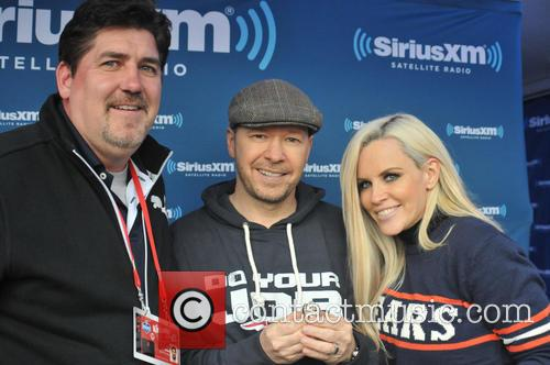 Jim Miller, Donnie Wahlberg and Jenny Mccarthy 4