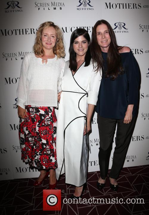Danielle James, Selma Blair and Amy Williams 1