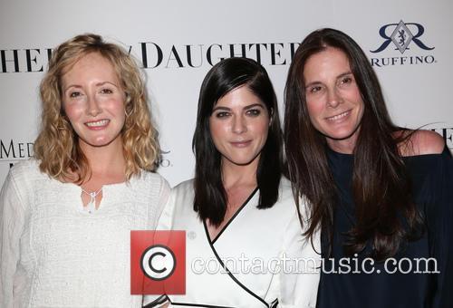 Danielle James, Selma Blair and Amy Williams 2