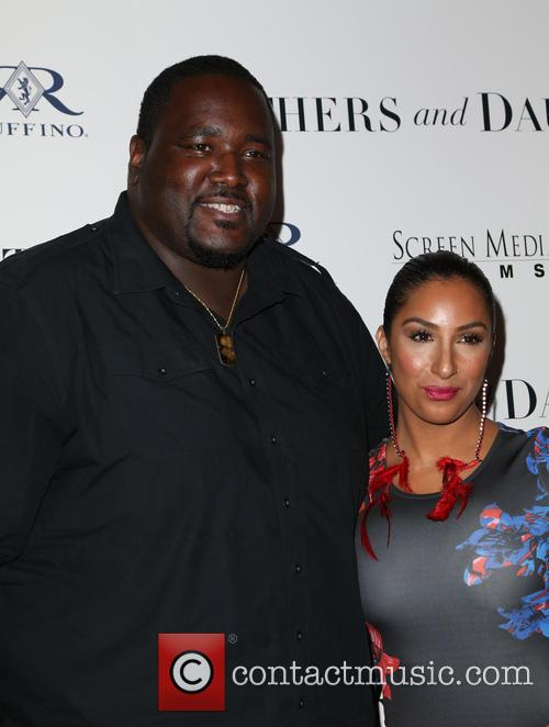 Quinton Aaron and Guest 4